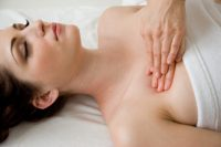 Anterior massage